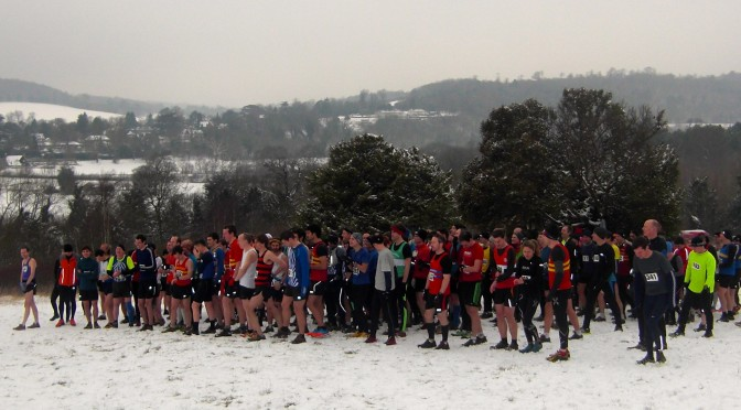 The 37th Box Hill Fell Race