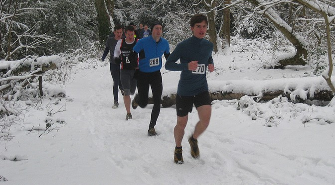 The 39th Box Hill Fell Race
