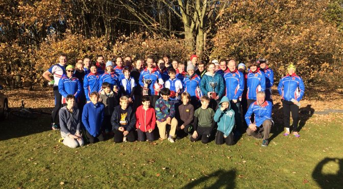South East Individual League – SLOW Results 2016