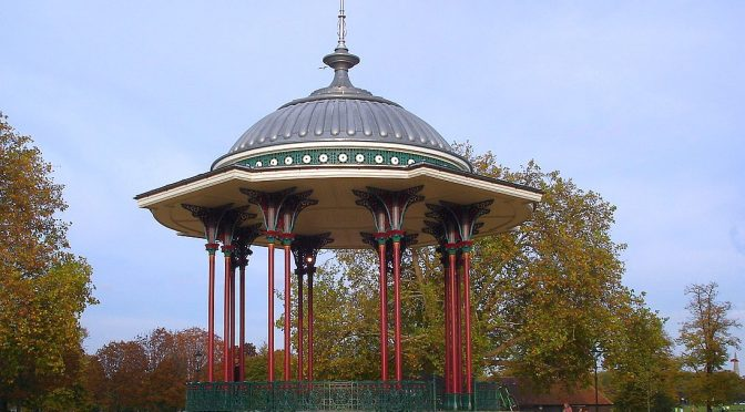 Results for the Clapham Common Park Race