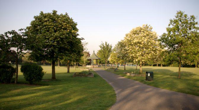 Elthorne Park Race, Tuesday 19 July