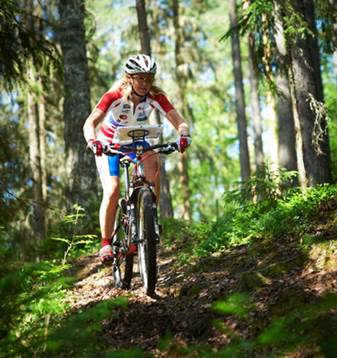 MTB Score Event at Box Hill, 12 April 2015