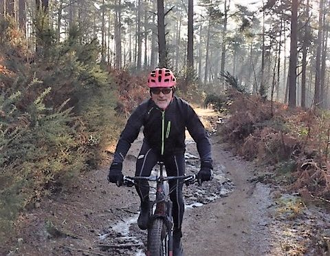 Holmbury MTB Score Event, Sunday 18th November 2018