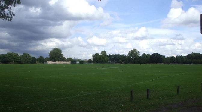 Junior Orienteering at Barn Elms Playing Fields, Friday 15 July