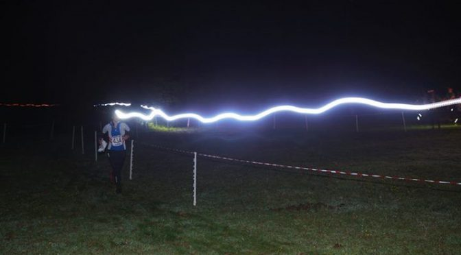 Night Orienteering Series