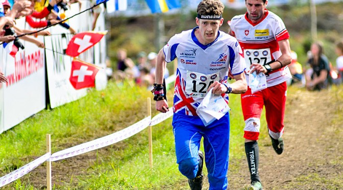 Ralph Street selected for British Team at WOC 2015