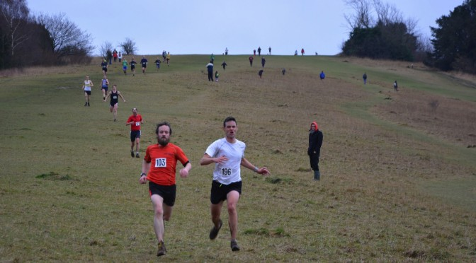 The 36th Box Hill Fell Race