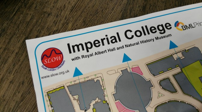 Imperial College Park Race