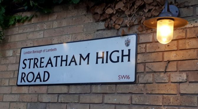 Streatham Common Results