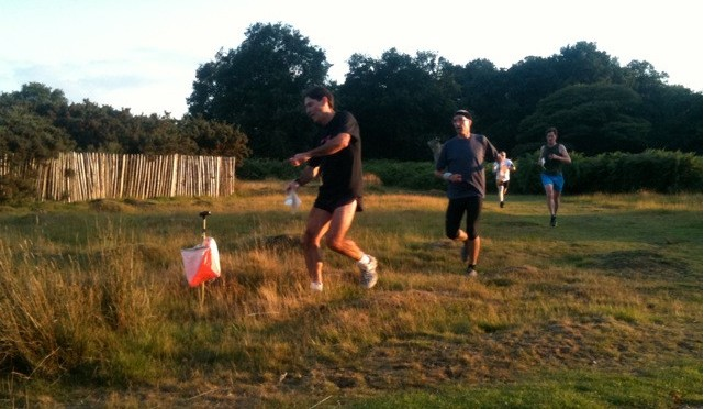 Results from the Richmond Park Trail Challenge