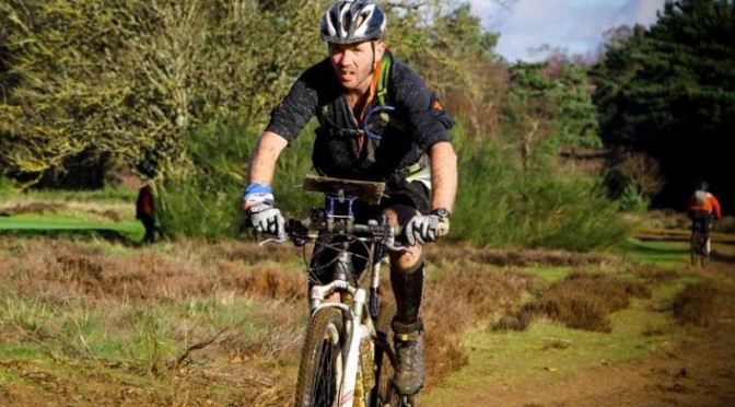 Chilworth MTB Score Event, Sunday 22nd October 2017