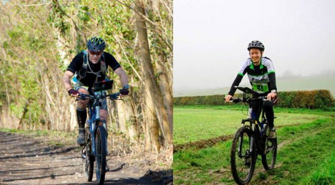 Gomshall MTB Score Event, Sunday 23rd October 2016