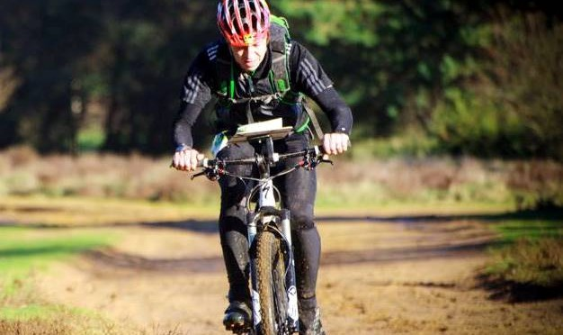 MTBO Chilworth and 2017 Series Results