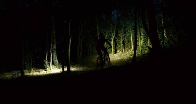 Night MTB Score Race, Chobham, 5th December